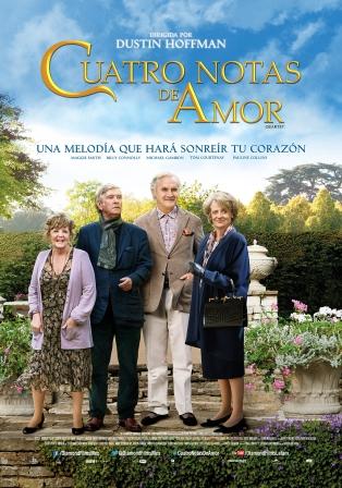 poster_Quartet_CuatroNotasDeAmor
